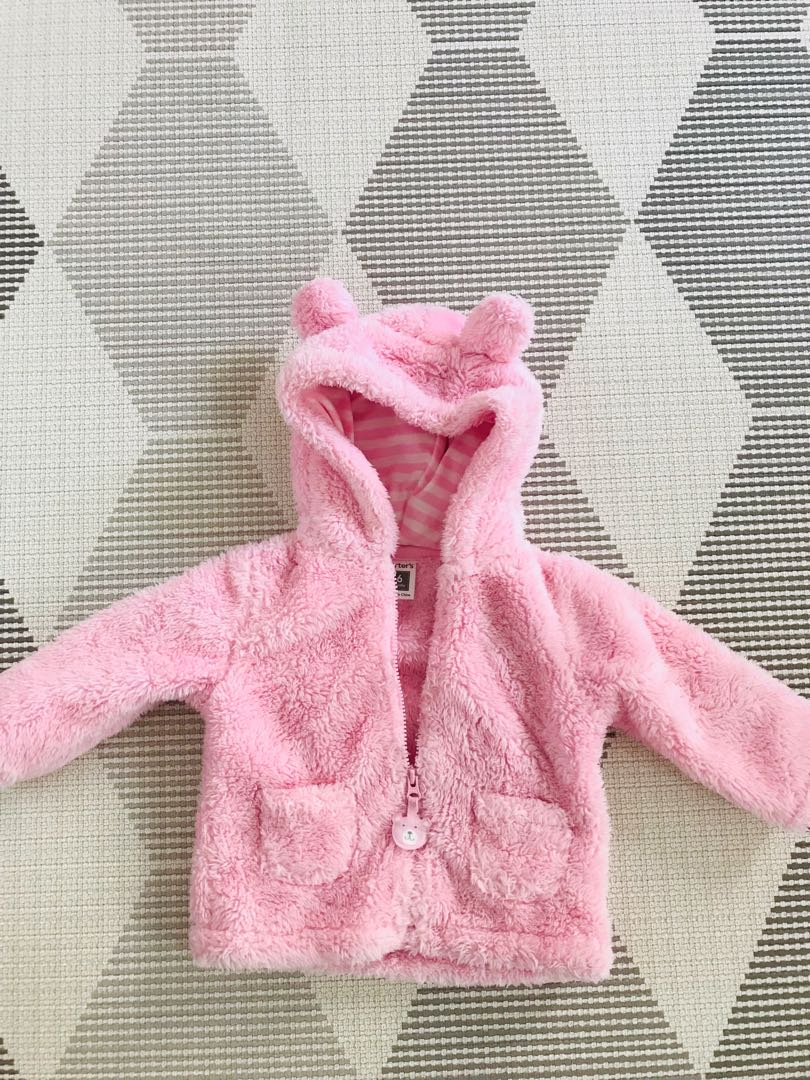 08e20871d9fc Carters Baby girl Winter Jacket