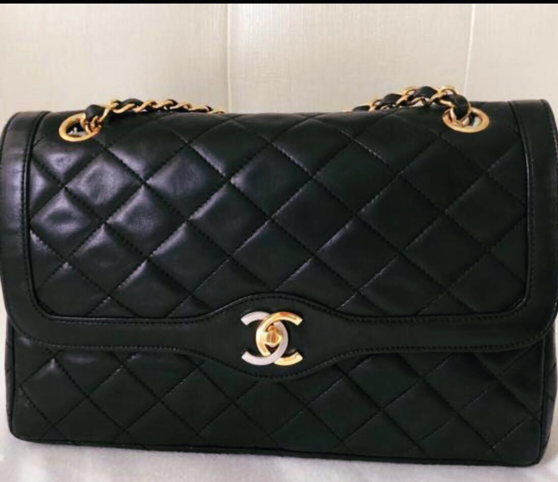 95bf72087fb9 Chanel Bag 24K Diana double flap Fast deal , Luxury, Bags & Wallets ...