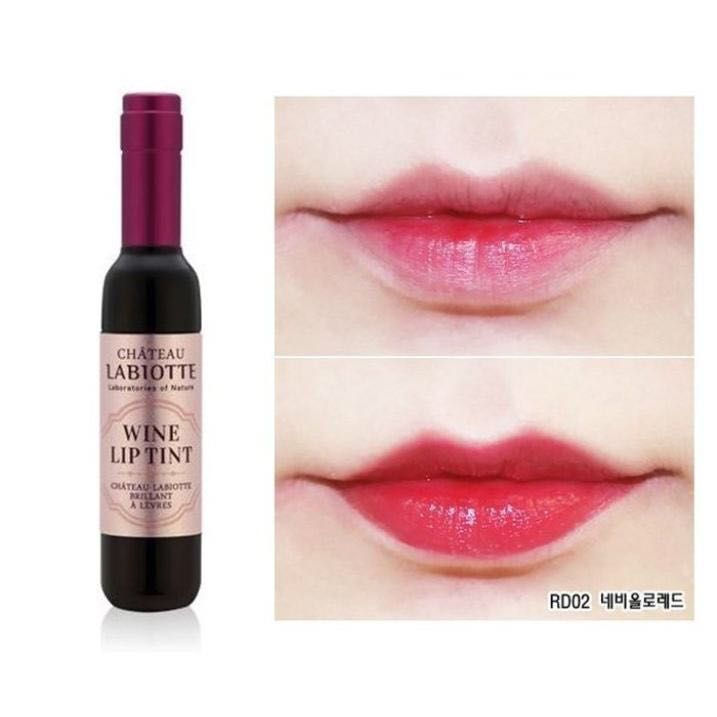 12b66bd453 Chateau Labiotte Wine Lip Tint, Health & Beauty, Makeup on Carousell