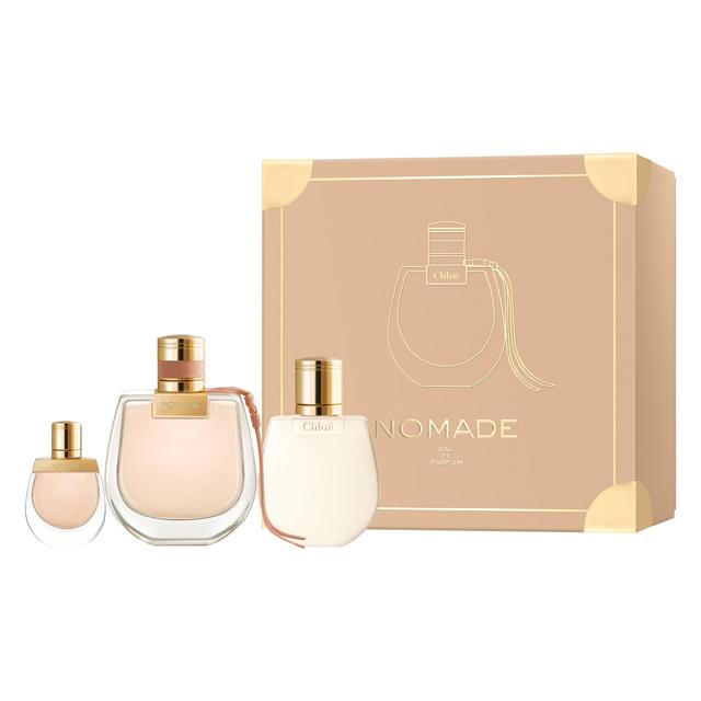 Chloe Nomade 3 Pcs Gift Set For Women 75ml Edp5ml Miniature100ml