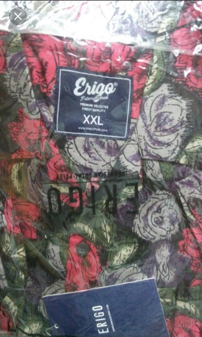 Erigo Hawai Shirt / Kemeja Hawai