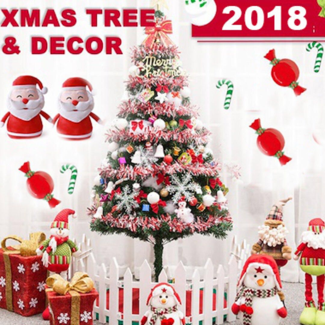 Free Delivery Premium Christmas Tree Xmas Tree Furniture Home