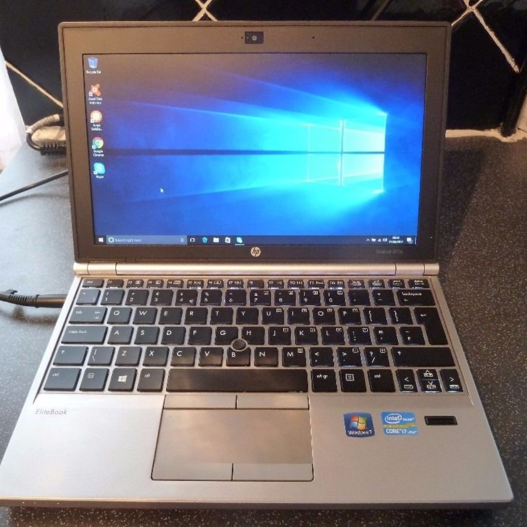 FREE MS OFFICE!) Refurbished 3rd GEN i5 HP Elitebook 2170p Business ... 543397c98995