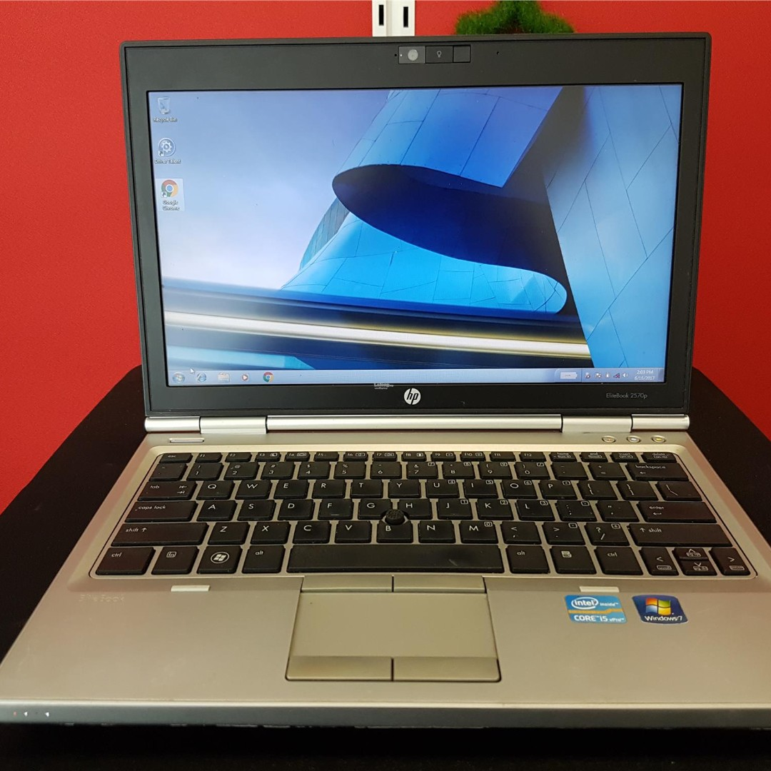 FREE MS OFFICE!) Refurbished 3rd gen i5 HP Elitebook 2570p Business ... 9850ab11e21b
