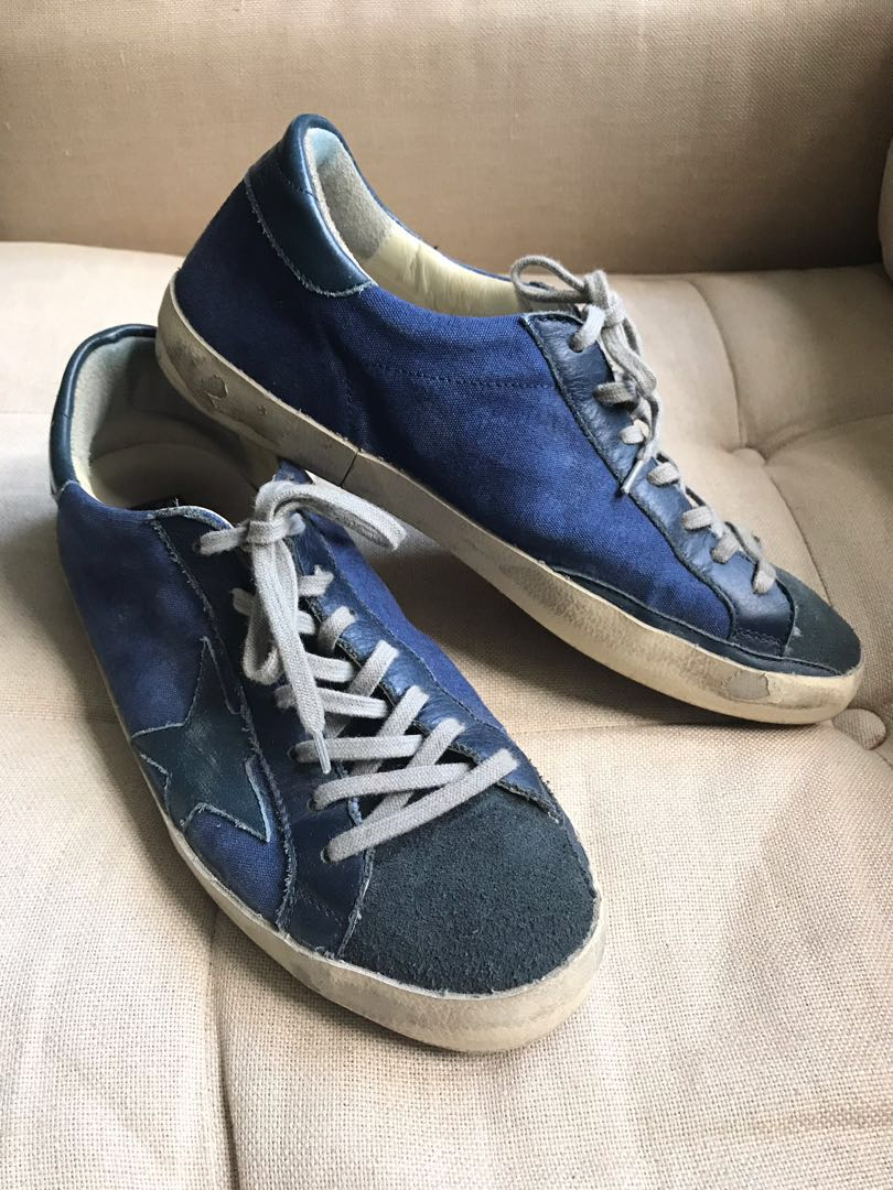 e38a0ac312 Golden Goose Deluxe Brand Men s Sneakers