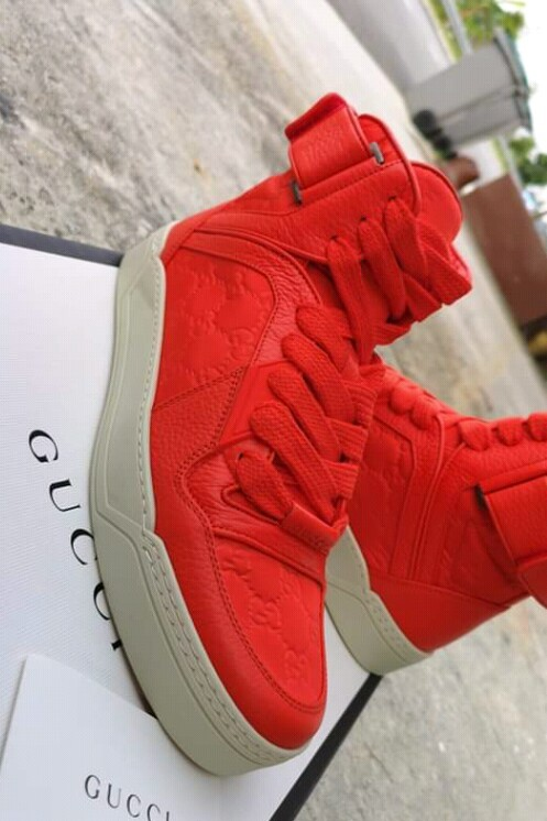dad66e53d4c Gucci Men s Basketball High-Top Sneaker