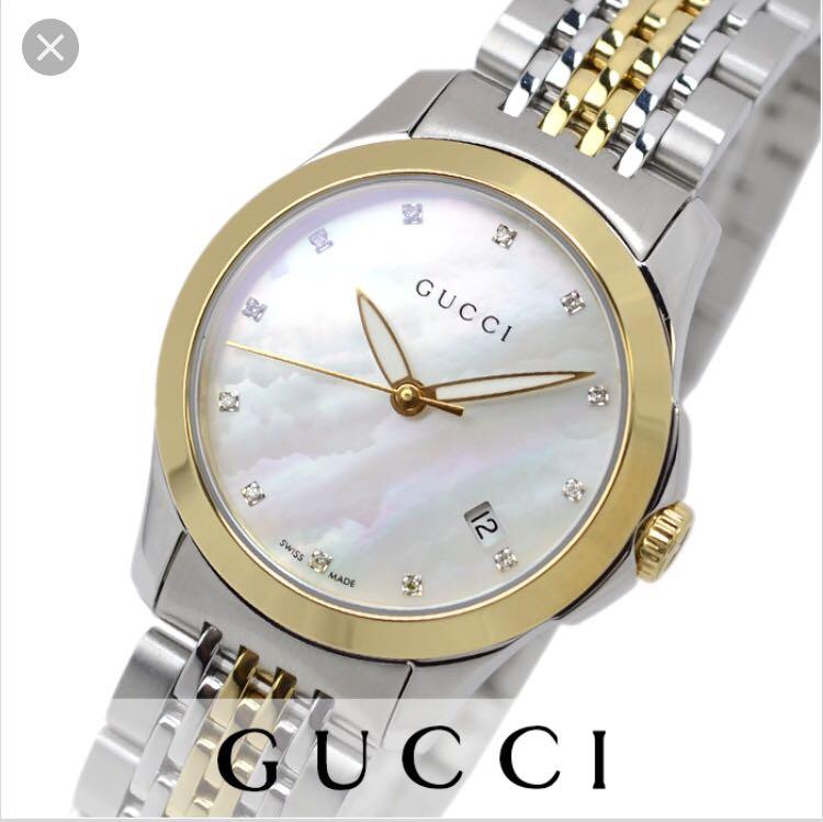 e13e90cad47 Gucci Watch YA126513