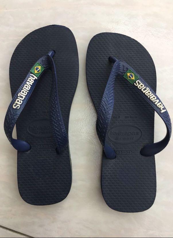 059201342ec3 Havaianas Flip Flops (size 33-34)