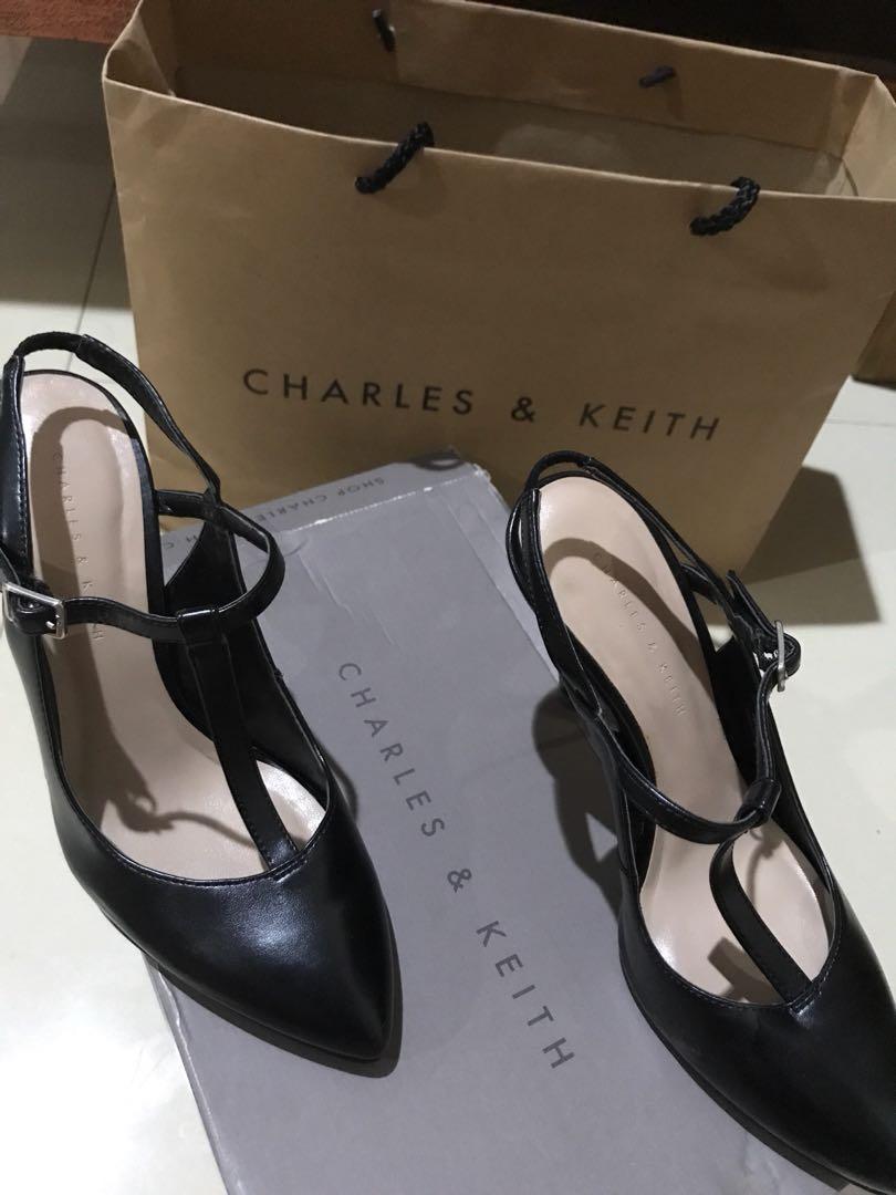 Highheels Charles   Keith Original c1faf4f9ef