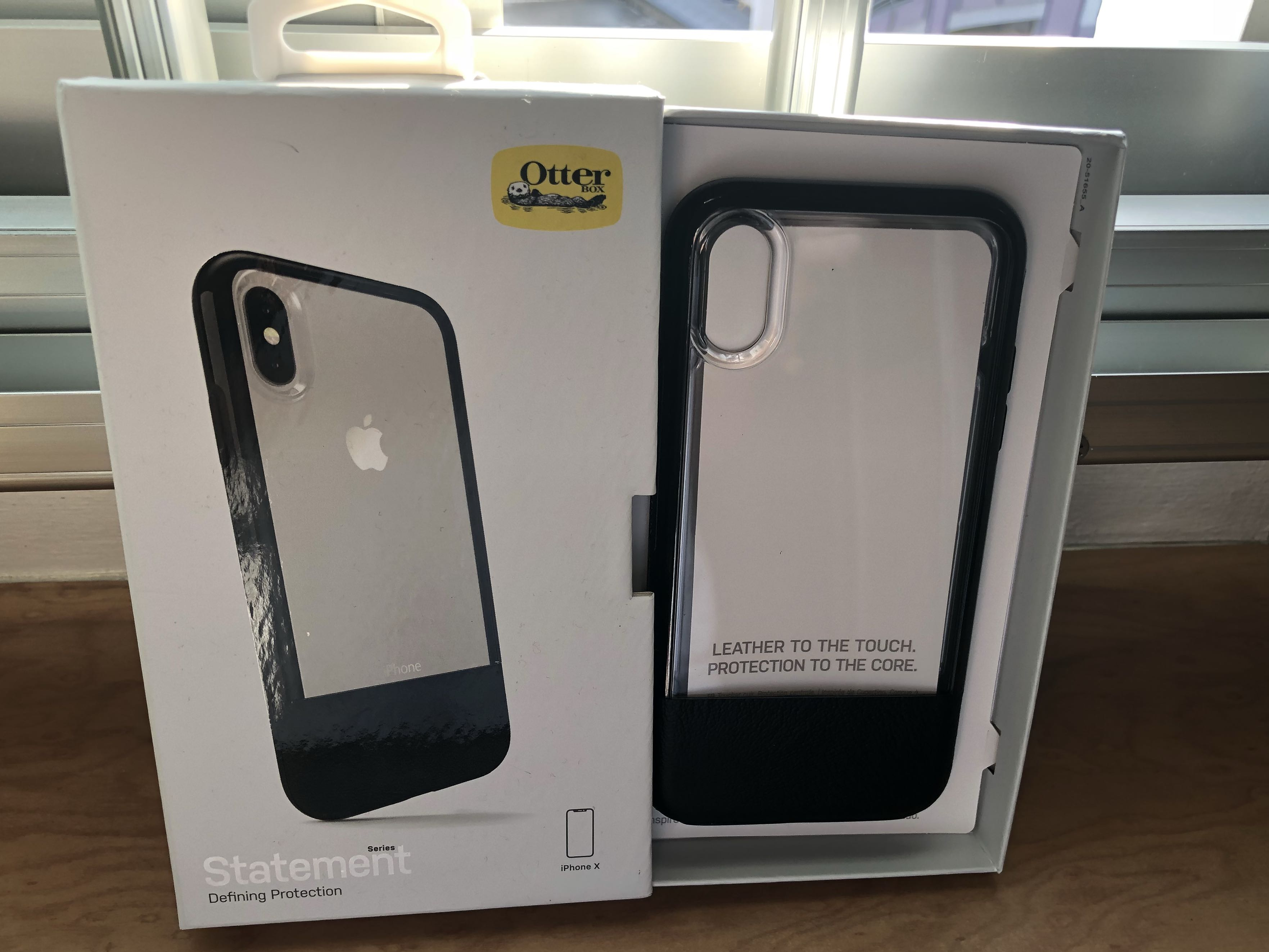 competitive price c7e3c 5fc5a IPhone X/ iPhone XS otterbox statement case