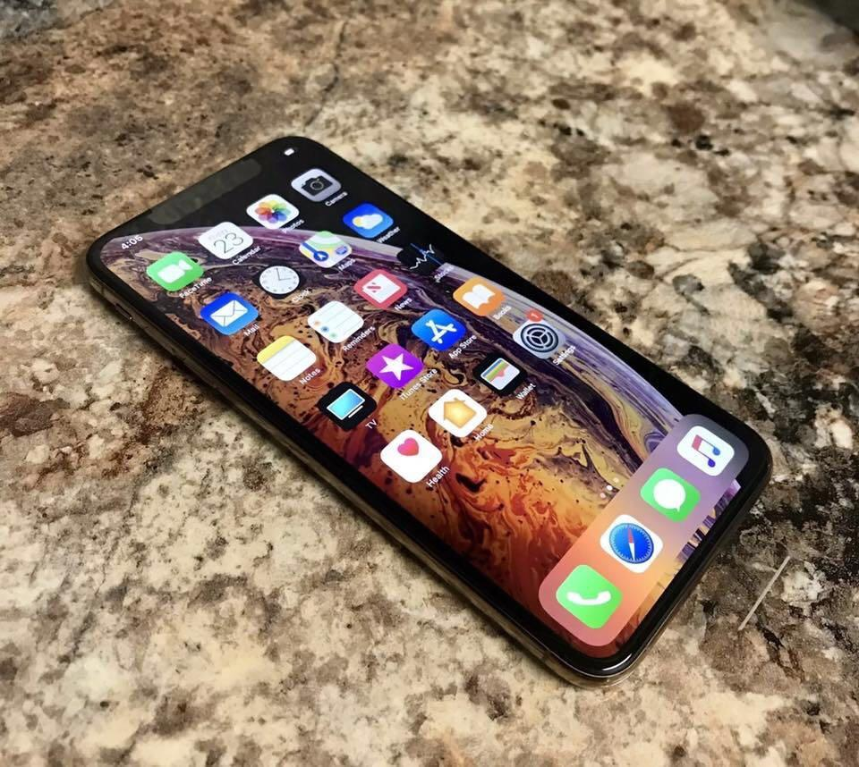 IPHONE XS MAX ALL COLORS 256GB