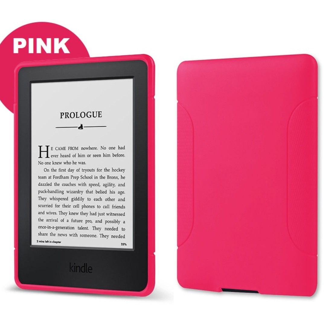 Kindle 8 Silicone Protective Case, Mobile Phones & Tablets