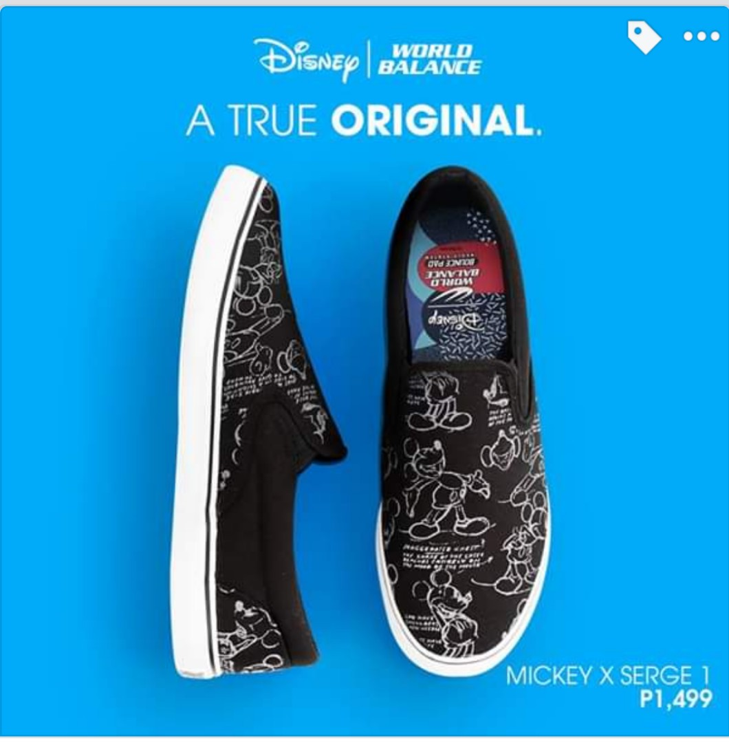 Mickey Mouse Shoes - Disney | World