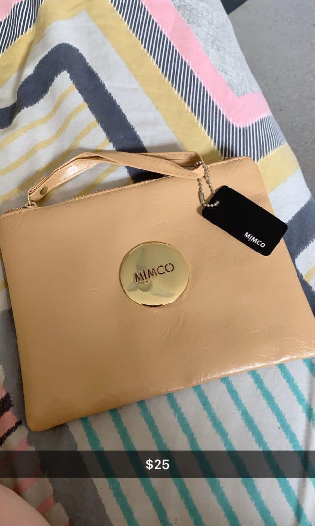 Mimco medium pouch