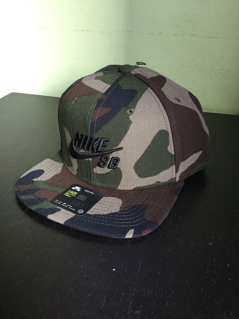 New  Nike SB Cap in camo e7d11e62d82