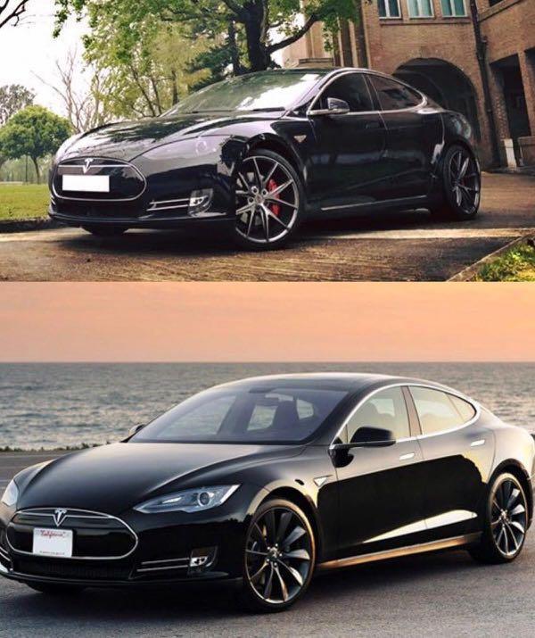 """Niche 21"""" Rims for Tesla (Refurbished)"""