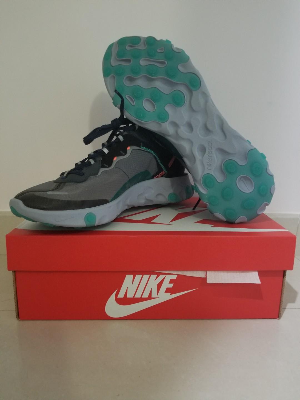 c1e5905f6392 Nike React Element 87 Neptune Green