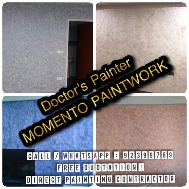 Odourless Painting Packages! Low Price ! Fast completion!