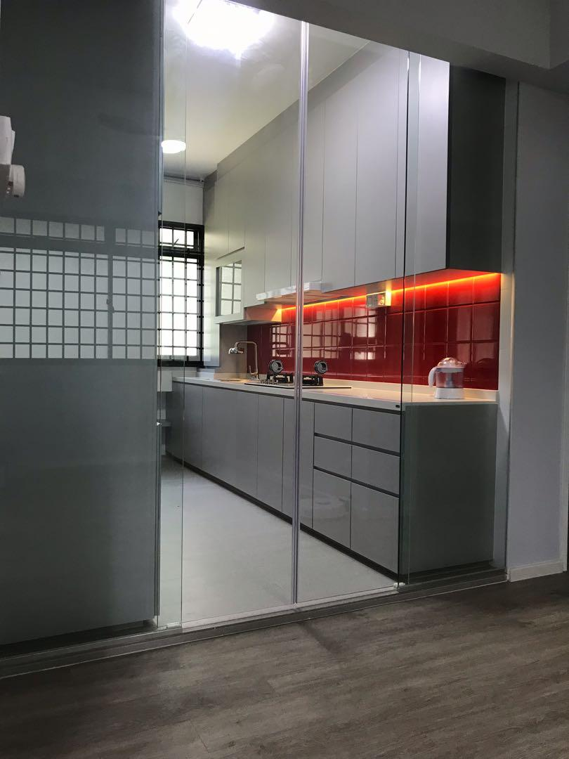 Resale 4 Room Hdb Completed Taman Jurong Home Services Renovations On Carousell