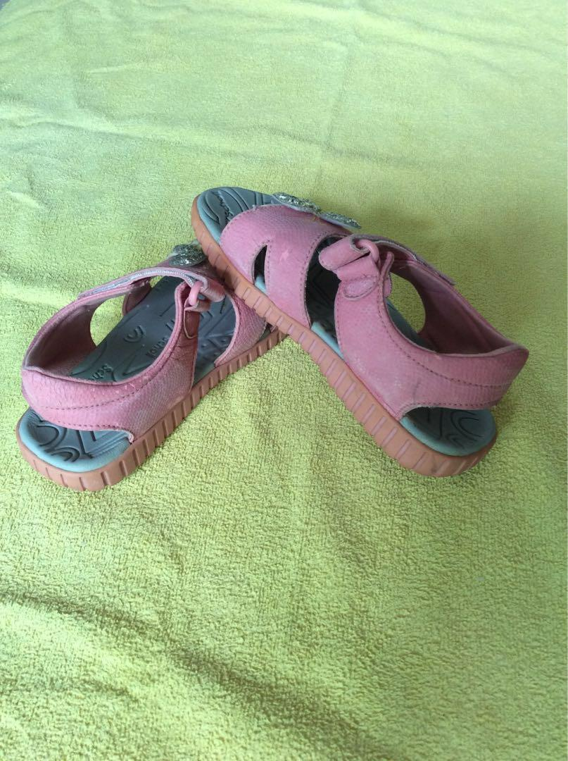 Gals Casual Slippers Sandals Shoes size
