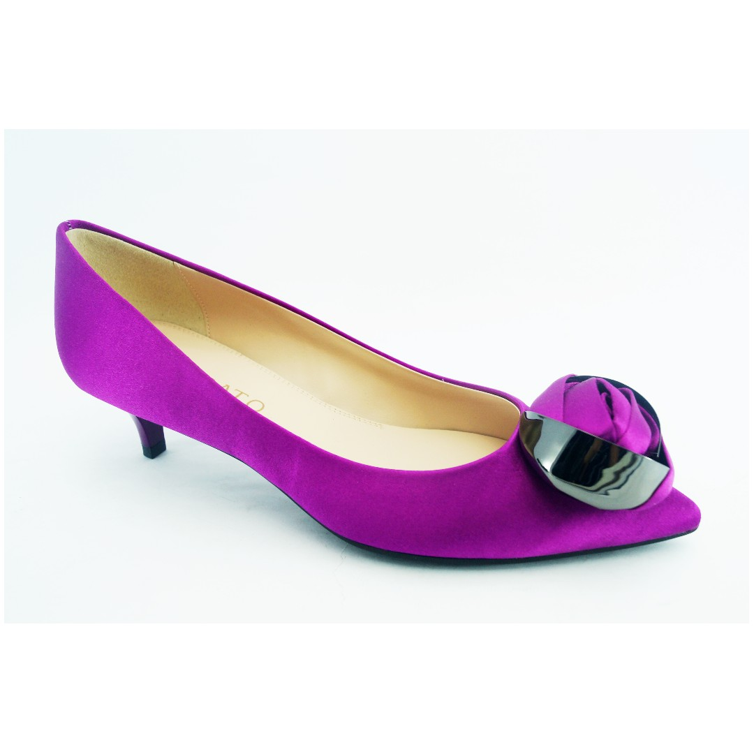 33f6e9f1179 STACCATO Royal Garden Mid Heel Shoes
