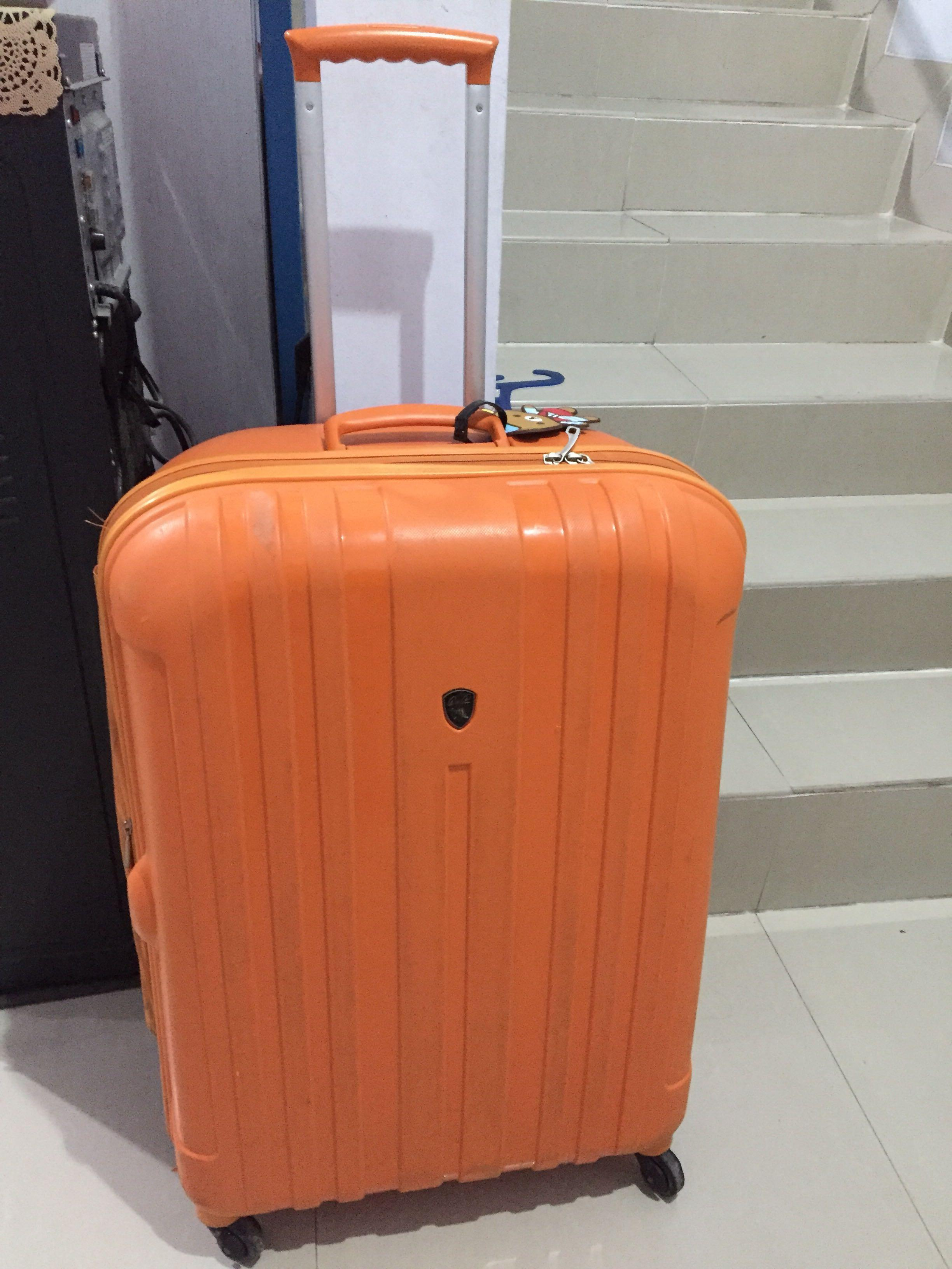 Terry Palmer Big Size softcase luggage