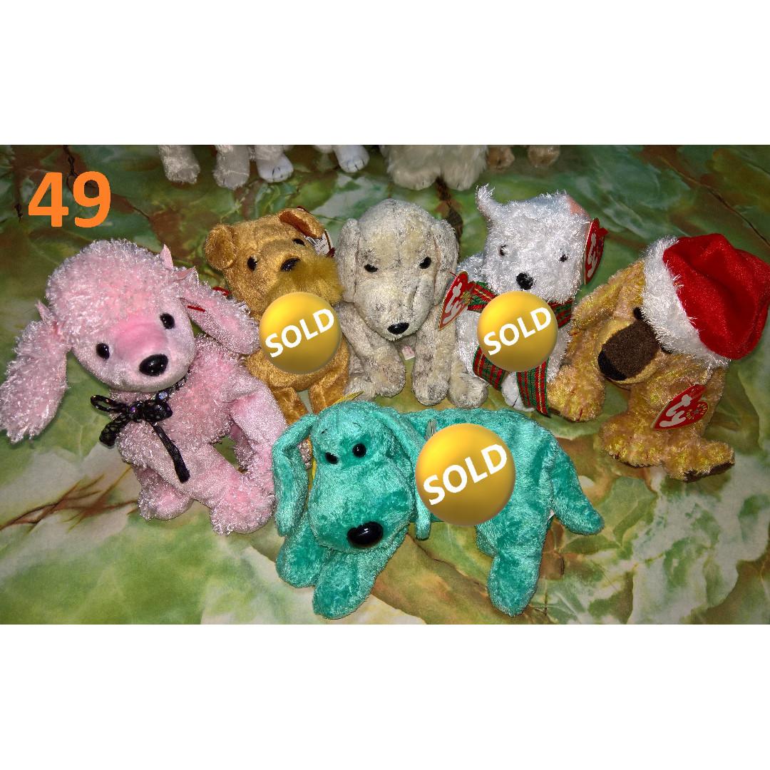 4220cb5e56e TY Beanie (Original) Babies  Woof woof! 2