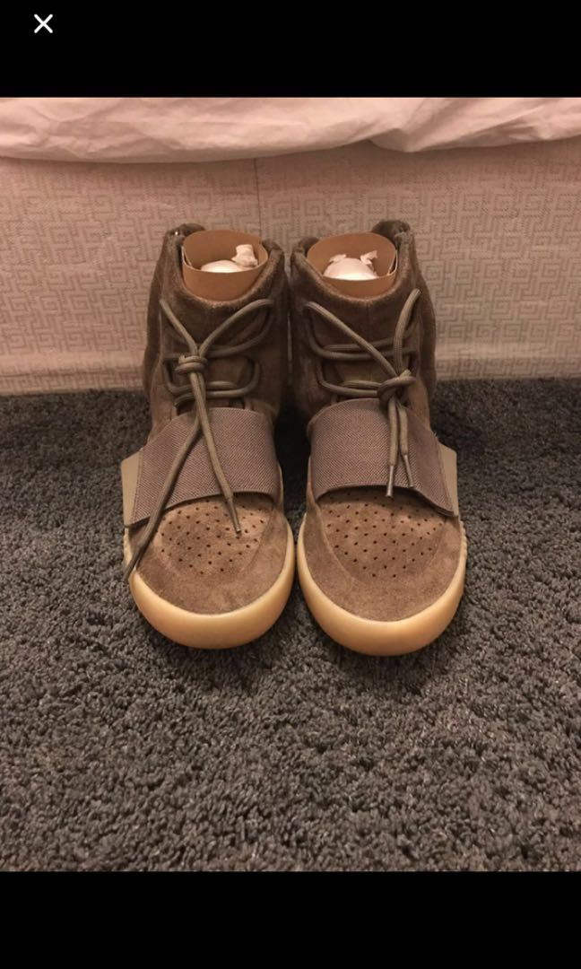 dcbb7394 WTS STEAL Yeezy 750 Chocolate, Men's Fashion, Footwear, Sneakers on ...