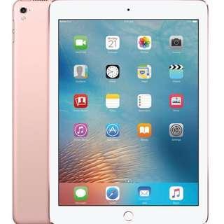 iPad Pro 32GB Rose Gold WiFi 4G