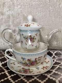 Teapot/cup Set 花茶套裝