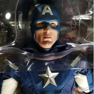 Hot Toys 1/6 Captain America Avengers