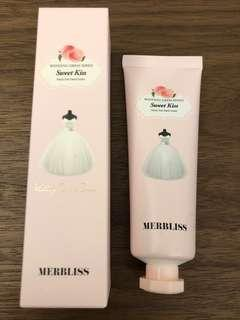 Merbliss Peach Tree Hand Cream
