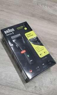 Braun Shaver 百靈鬚刨 s301