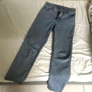 [FREE📮] Monki Kimomo Jeans
