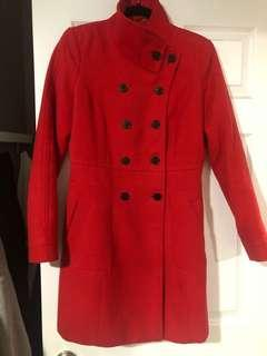 RED ZARA JACKET - Size M