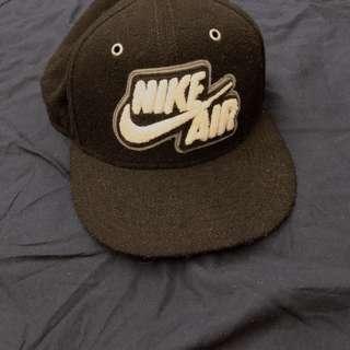 🚚 Nike air 黑色版帽