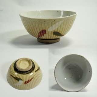 老碗 Vintage old porcelain bowl