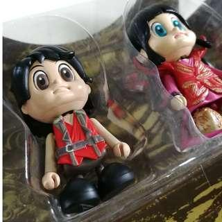 """Cosbaby GOEMON set 1 """"I want to become free"""" and Goemon & Chacha"""