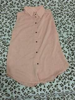 Pink see-through dress ✨