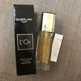 Guerlain Radiance concentrate with pure gold makeup base 30ml