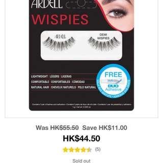 🆕*包郵* Look Fantastic Advent Calendar Day 10 - Eyelashes (2 Sets Available)