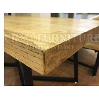 Enoch Solid Wood Table