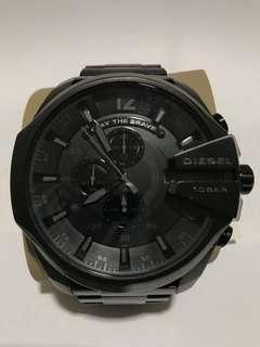 DIESEL全新Men's Mega Chief Watch