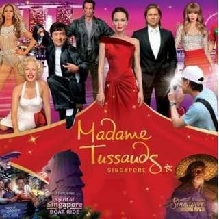 Madame Tussauds 杜莎夫人蜡像馆