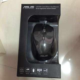 asus ux300 cord blue-ray mouse
