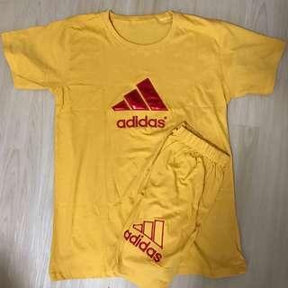 Adidas T-shirt & Short