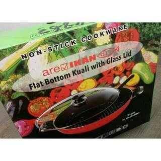 Flat Bottom Kuali 34cm OFFER