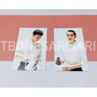 Exo Universe Mug Chen DO Kyungsoo Photocard PC OFFICIAL