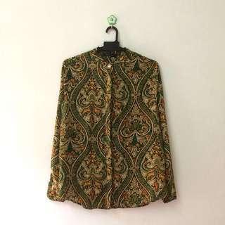 Vintage Blouse #DEC50