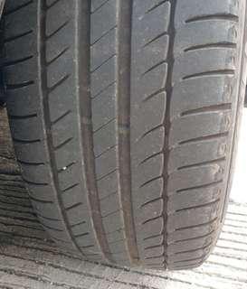 235/55/17  Michelin Primacy 米芝蓮 4條